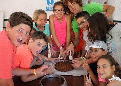 Campamento verano en inglés